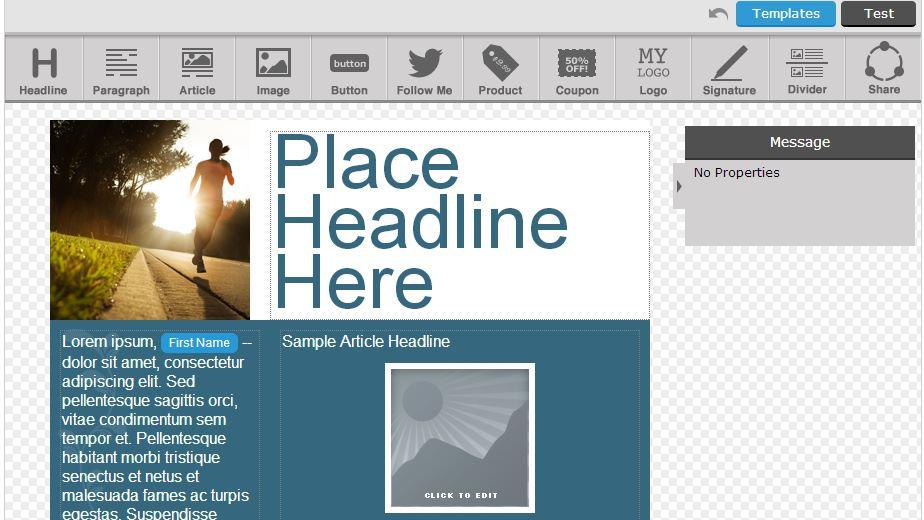 Ajoutez facilement des images dans vos messages email !