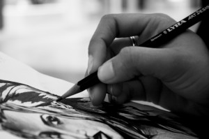 """Dans la """"guerre de l'art"""" selon  Steven Pressfield, le plus grand adversaire de la créativité est la peur."""